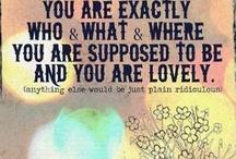 Words / by Abby Nussbaum
