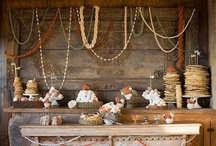 Weddings { Rustic } / Inspiration for brides who want a rustic, barn, or country look for their wedding / by UrbanMuse.ca