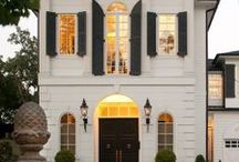 Home exteriors / by Nikki hill