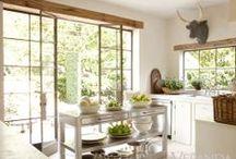 kitchens  / by Nikki hill