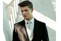 Weddings { Groom Style } / Suit and tuxedo ideas for grooms and groomsmen of any style / by UrbanMuse.ca