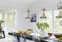 Dining rooms / by Nikki hill