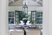 outdoor living and garden houses / by Nikki hill