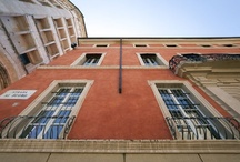 My historical residence in Parma / Outside and inside our Palazzo
