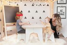 baby's and kids room / by MakeupJunkie SZ