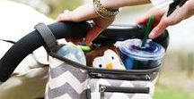 {Out & About} with UrbanBaby / Getting out and about is fun.  Make outings even more fun with these travel toys, seats for restaurants, lunch boxes and other useful stuff.