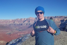 #inSpireSquad / Spire members sporting their gear in life's accomplishments, and in the past, LifeKrazers sporting theirs.