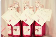 Weddings  { Pink } / by UrbanMuse.ca