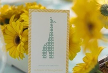 Baby Shower { Yellow } / by UrbanMuse.ca