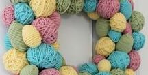 Easter / Easter projects for all ages.