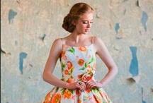 Weddings { Orange } / Wedding inspiration in bright and beautiful orange tones / by UrbanMuse.ca