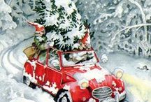 Christmas Cards / by Cathy Lynne
