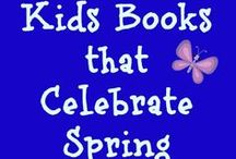 Spring into Reading!