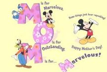 Happy Mother's Day / This is a special board dedicated to my mom. I love you very much. Happy Mother's Day.