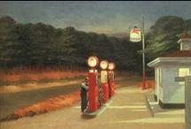 Edward Hopper / American Realism...Art / by rick morton