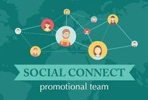 Social Connect- Etsy Promo Team / Group board for Etsy Social Connect Promo Team The NEW up and coming team for social media promotion on etsy!  https://www.etsy.com/teams/27375/social-connect-promotion-team  To Join- Follow Me and repin any item from this board. Then post your pinterest username on the team thread.