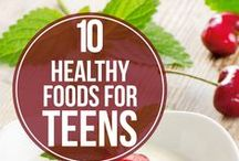 Teen Health Tips