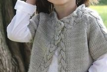 tricot / pull femme enfant