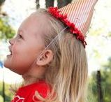 Birthdays and  Celebrations / Pictures, party ideas and kids fashion for celebrating babies birthday milestones!