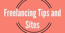 Freelancing Tips and Sites