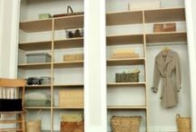 Organized space / by Rhoda Teo