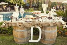 party/wedding ideas