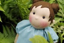 dolls. / by Emily Irby