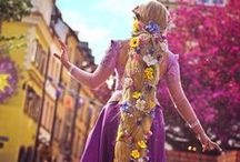 Let Down Your Hair #Rapunzel #Tangled