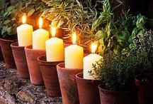 CaNdlEs & LanteRns / by **** Donna ****