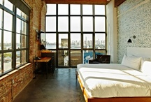 LATER Lofts and Small Spaces / by Julia A.