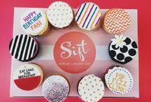 Desserts + Treats by Sift / www.siftdessertbar.com