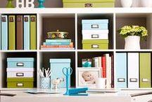 I Love to Organize / by Katie Anne