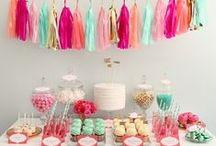 Dessert Bar Ideas
