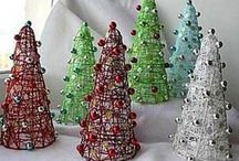 christmas crafts / by Lori Siverson