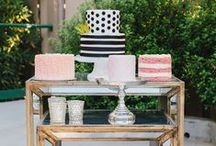 Cutting Cake Ideas / Top off your special day with these custom cutting cakes! Inspiration, real weddings, and more