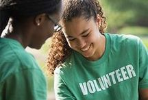 Service & Volunteering