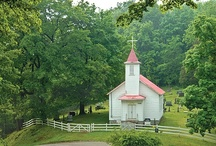 "Take me down to the ""Little White Church"""