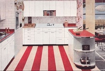 mcm:  kitchens / by Timothy Melendez