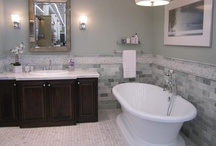 Bathroom Remodel / by Hally Michelle
