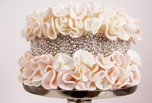 fancy cakes. / by Emily Irby