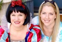 Disney Costumes (Halloween)