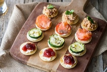 APPETISER~ENTREE~TAPAS~SIDE DISHES / by Hiedi Rollings-Sauley