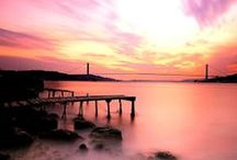 Jetty~Pier~Boardwalk~Bridge / by Hiedi Rollings-Sauley