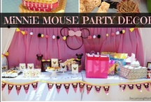 Disney Birthday Party Ideas / by Disney Sisters