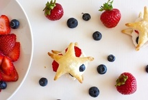 f o u r t h * o f * j u l y / Recipes to inspire your fourth of July festivities!