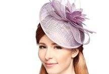 Wishlist: Hats the way to go / Hats, headbands, facinators and other assorted head and hair pieces.