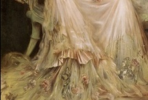 antique fashion - mother of pearl, oyster