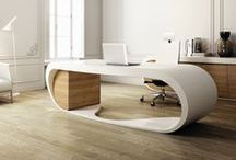 OFFICE~STUDIO~LIBRARY / by Hiedi Rollings-Sauley