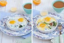 Savory Dishes - Breakfast
