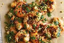 Savory Dishes - Seafood